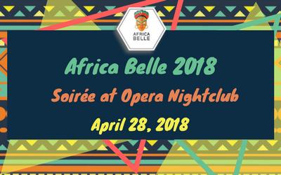 Africa Belle Soirée | Midtown | April 28, 2018