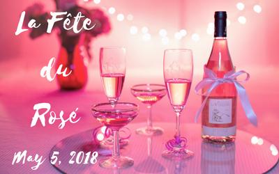 La Fête du Rosé | Historic Fourth Ward Park | May 5, 2018
