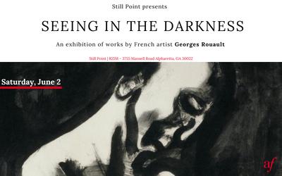 Exhibition: Seeing in the darkness | Alpharetta | June 2, 2018