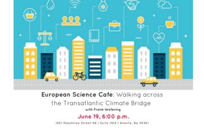 European Science Cafe  | Midtown | June 19, 2018