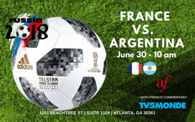 WORLD CUP 2018 – France/Argentina | Midtown | June 30, 2018