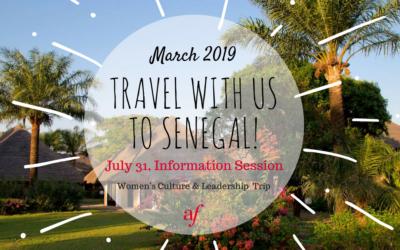 Information Session: Club Med Senegal 2019 | Midtown | July 31, 2018