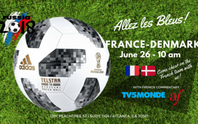 WORLD CUP 2018 – France/Denmark | Midtown | June 26, 2018