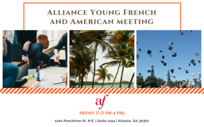 Alliance Young French and American Meeting  | Midtown | July 27, 2018