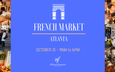 The French Market | Saturday, October 13 | Millennium Gate Museum