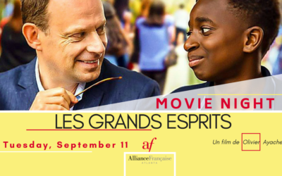 Movie Night: Les grands esprits | Tuesday, September 11 | Midtown
