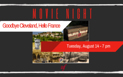 Movie Night: Goodbye Cleveland, Hello France | Midtown | August 14, 2018