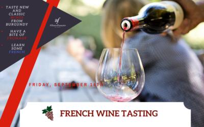 French Wine Tasting w/ Avant Partir at The Wine Store | September 14 | Alpharetta