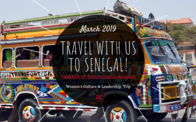 Information Session: Trip to Senegal | Wednesday, October 17 | Midtown