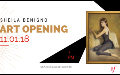 Art Opening w/ Sheila Benigno | Thursday, November 1 | Midtown