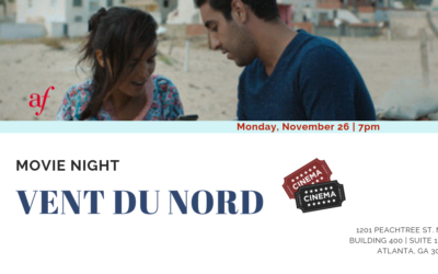 Movie Night: Vent du Nord/ Northern Wind | Monday, November 26 | Midtown