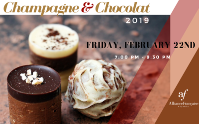 7th Annual Champagne & Chocolat | Friday, February 22 | Midtown