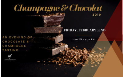 7th Annual Champagne & Chocolat  | Friday, February 22