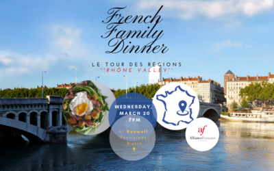 Rhône Valley Family Dinner | Wednesday, March 20 | SOLD OUT