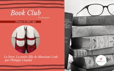 Book Club in French: La petite fille de Monsieur Linh | Saturday, February 23 | Midtown