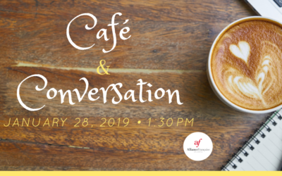 Café & Conversation | Monday, January 28 | Roswell