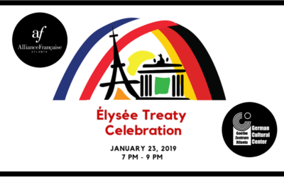 Élysée Treaty Celebration | Wednesday, January 23 | Midtown