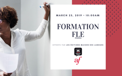 Formation FLE | Saturday, March 23 | Midtown