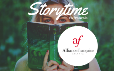Storytime en français | Tuesday, February 12 | Little Shop of Stories, Decatur