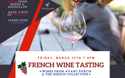French Wine Tasting | Friday, March 15 | The Wine Store Alpharetta