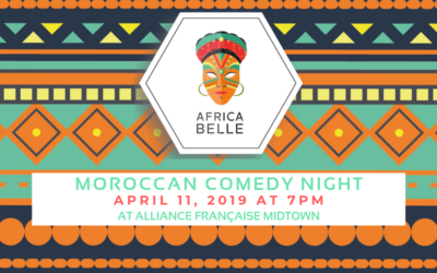 Africa Belle: Moroccan Comedy Night with Les Inqualifiables | April 11, 2019 | Midtown