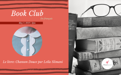 May Book Club | Saturday, May 4th | AF Midtown