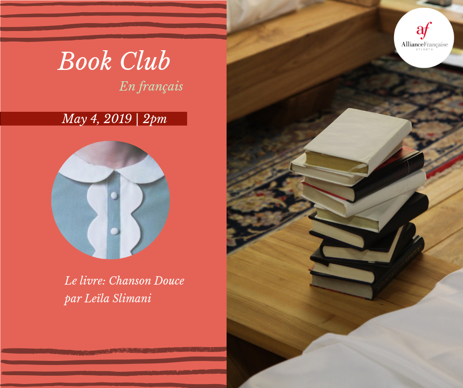 May Book Club @ Alliance Française Midtown