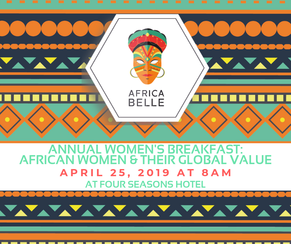 Africa Belle: Women's Empowerment Breakfast @ Four Seasons Hotel
