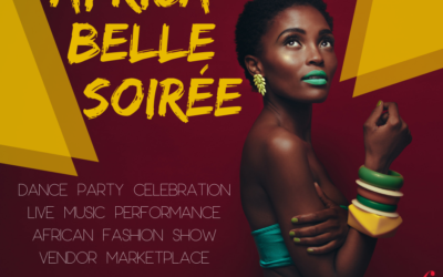 Africa Belle Soirée: Fashion show & Dance celebration | April 27, 2019 | Loudermilk Center