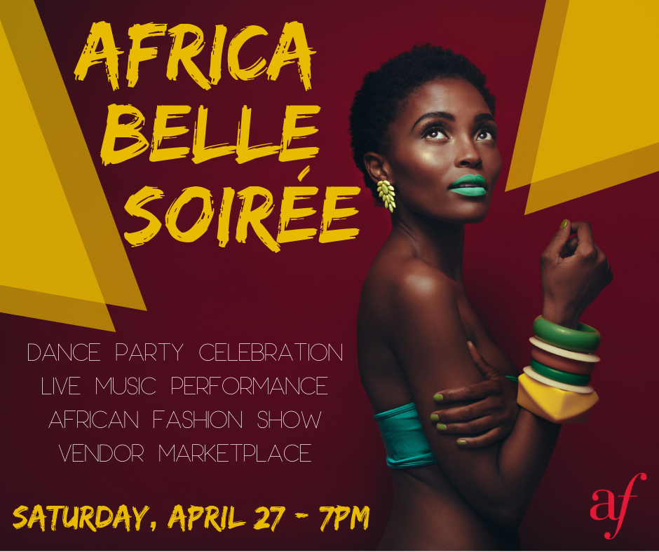 Africa Belle Soirée: Fashion show & Dance celebration @ Loudermilk Center Conference