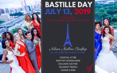 Bastille Day 2019 | Saturday, July 13th | Midtown
