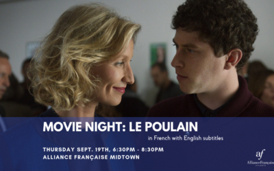 Movie Night | Thursday, September 19 | Midtown