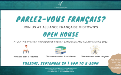 Open House Midtown | Tuesday, September 24th