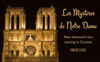 Les mystères de Notre-Dame | October to December | Midtown