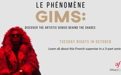Le phénomène GIMS: Discover the artistic genius behind the shades | October | Midtown