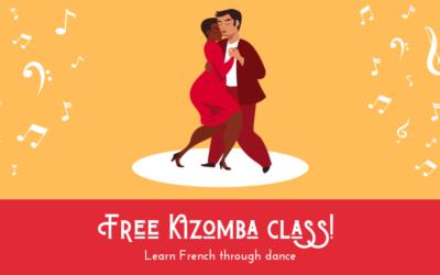 Kizomba Class | Friday, November 8th | Midtown