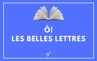 Ô! Les Belles Lettres | Winter Session | Midtown
