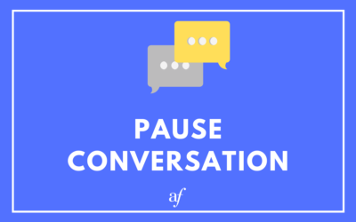 Pause Conversation | Winter Session | Midtown
