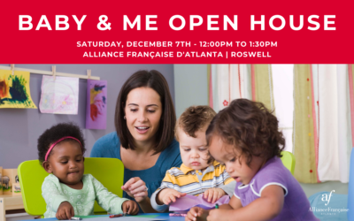Baby & Me Open House | December 7th | Roswell