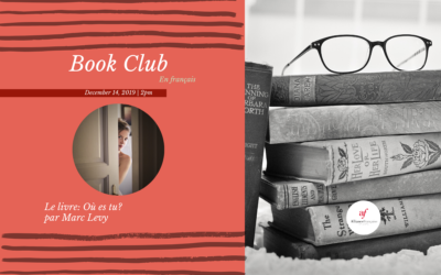 Book Club en français | Saturday, December 14th | Midtown