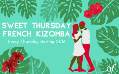 Sweet Thursday French Kizomba | Starting January | Midtown