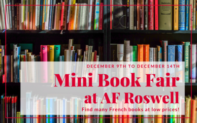 Mini Book Fair | December 9th to 14th | Roswell