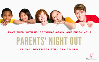 Parents' Night Out | Friday, December 6th | Roswell