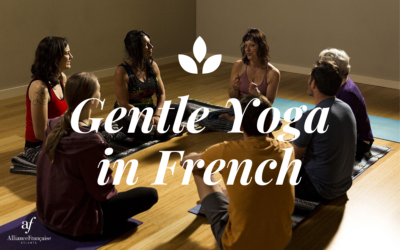 Gentle Yoga in French | Starting January | Midtown