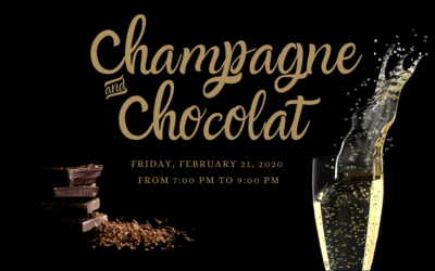 8th Annual Champagne & Chocolat   Friday, February 21   Midtown
