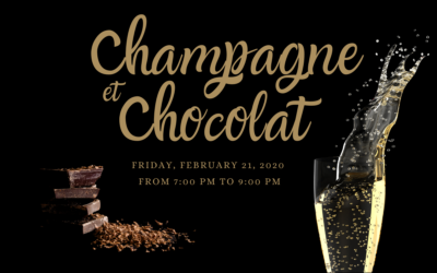 8th Annual Champagne & Chocolat | Friday, February 21 | Midtown