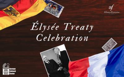 Élysée treaty celebration| Thursday, January 23 | Midtown