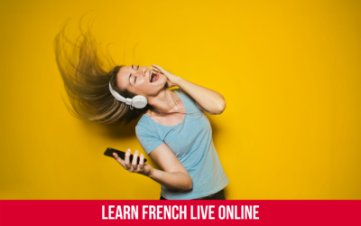 French through Song | Spring Session | Online