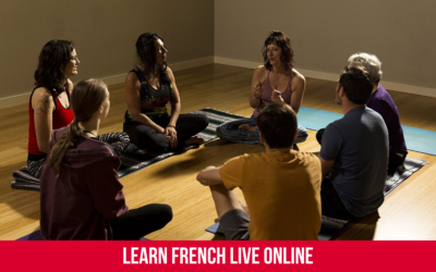Yoga Therapy 5-class series in French | Online