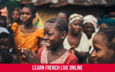 Les Filles à l'Ecole en Afrique | Spring Session | Online